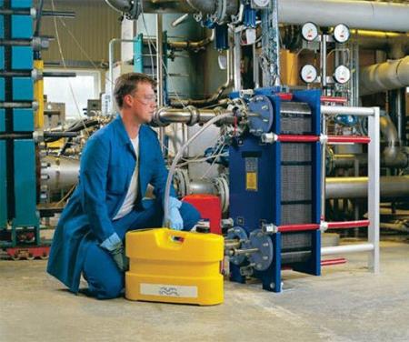 Промывка теплообменников пластинчатых красноярск Пластинчатый теплообменник ONDA GG007 Биробиджан